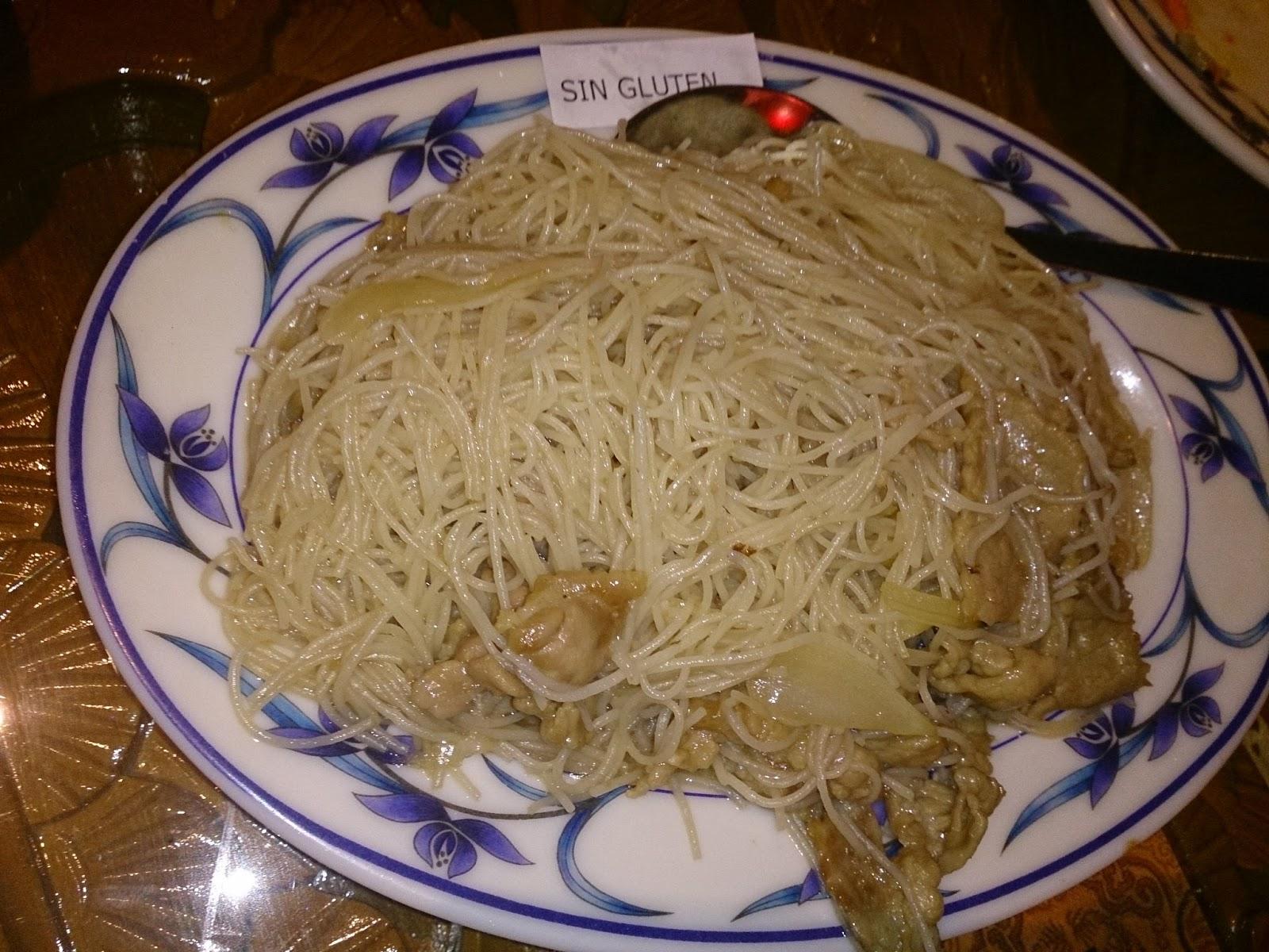 Fideos chinos