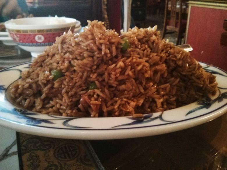 arroz con ternera